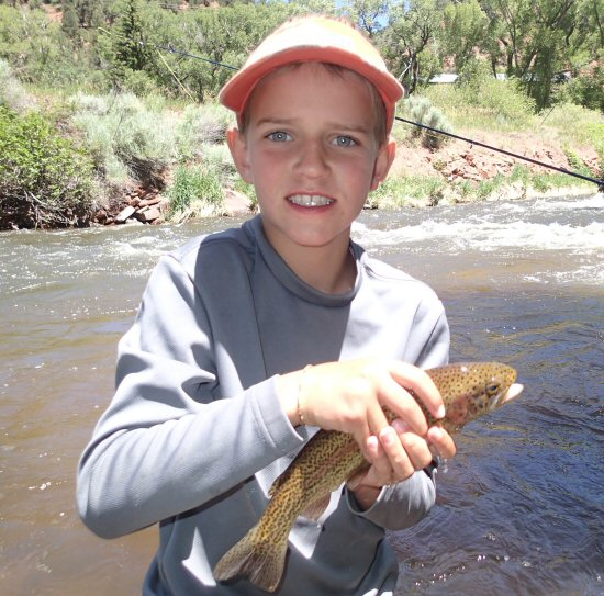 Kids camps and family camps for Fishing camps for kids
